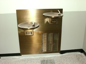 drinking fountain