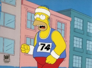 pretty sure this is what I look like running
