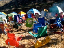 camping, mission trip