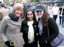 Homecoming! VU-UMass