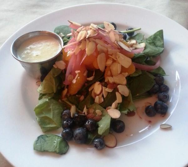simb salad