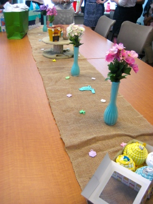 surprise baby shower