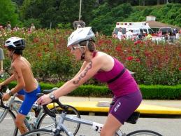 sprint triathlon