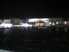 harbor on Mykonos
