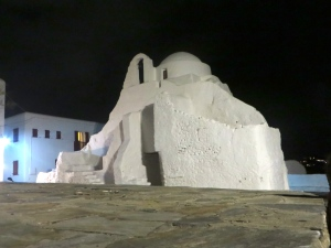 Church of Panagia Paraportiani