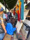 weaving demo
