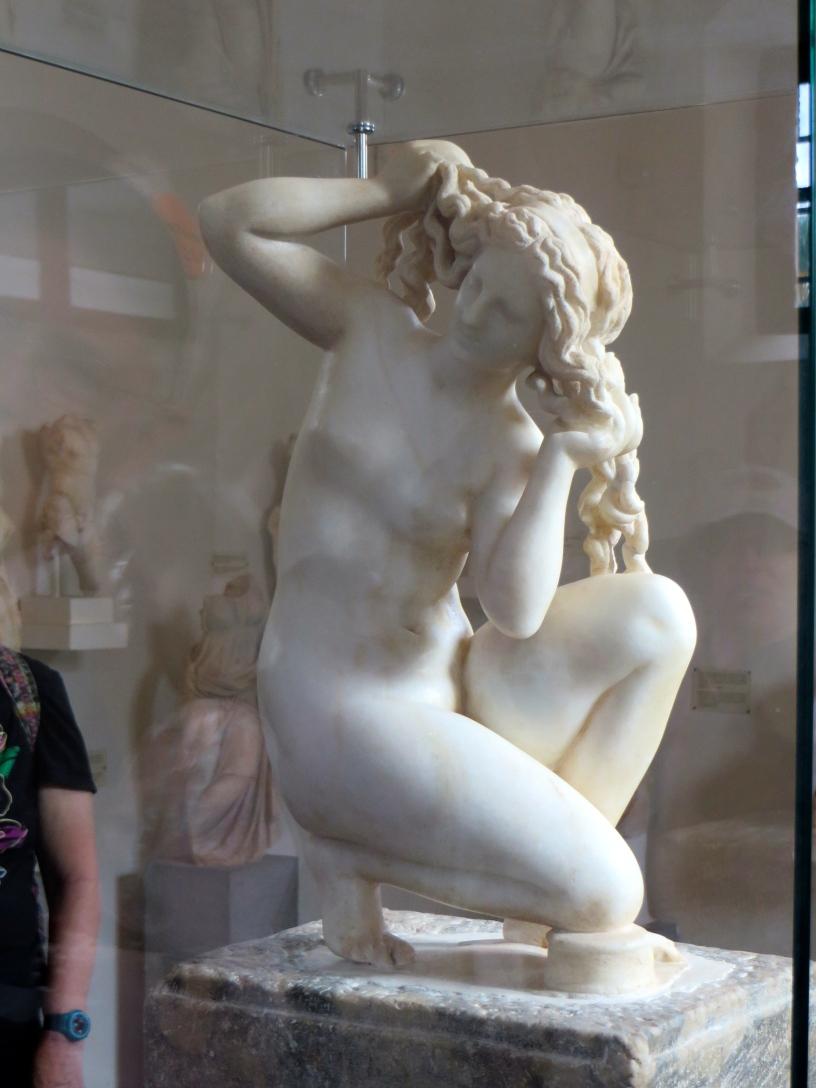 Aphrosite sculpture