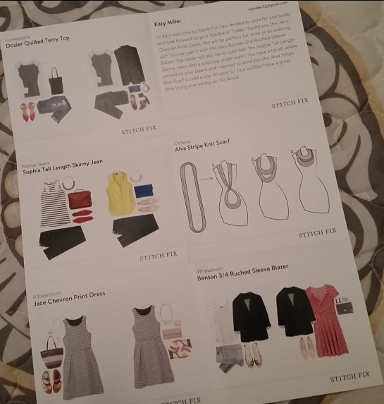 personal note and style guide