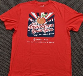 best Peachtree shirt EVER