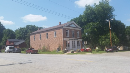 General Store in Bishop Hill, IL - an old Swedish settlement