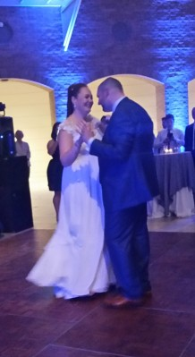 celebrating this awesome couple