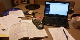 studying and midterms