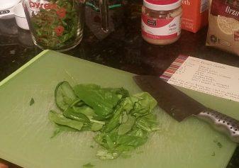 chop, chop