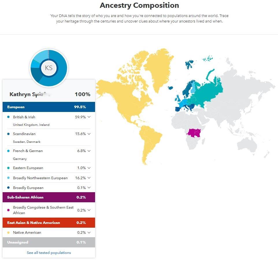 23andme ancestry
